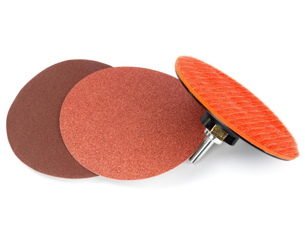 Recytex - Laminado de material abrasivo con velour