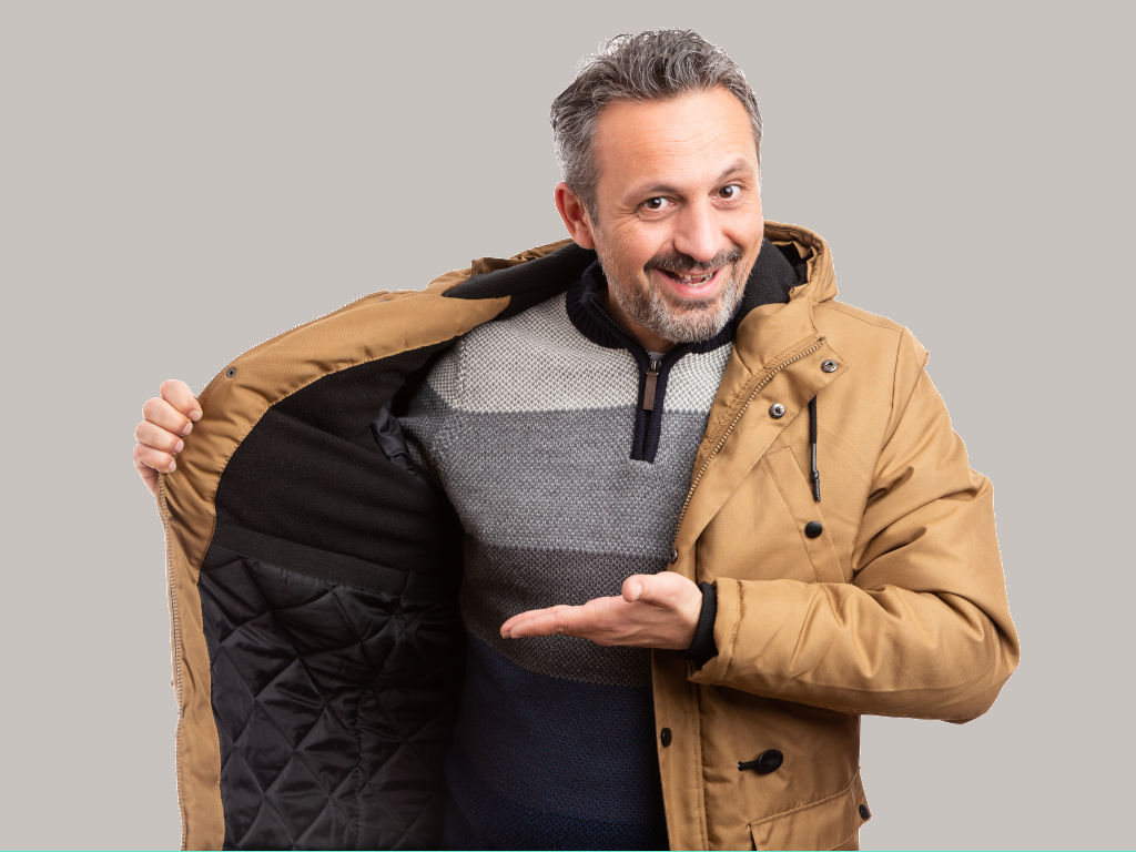 Recytex - forro interior para prendas de vestir
