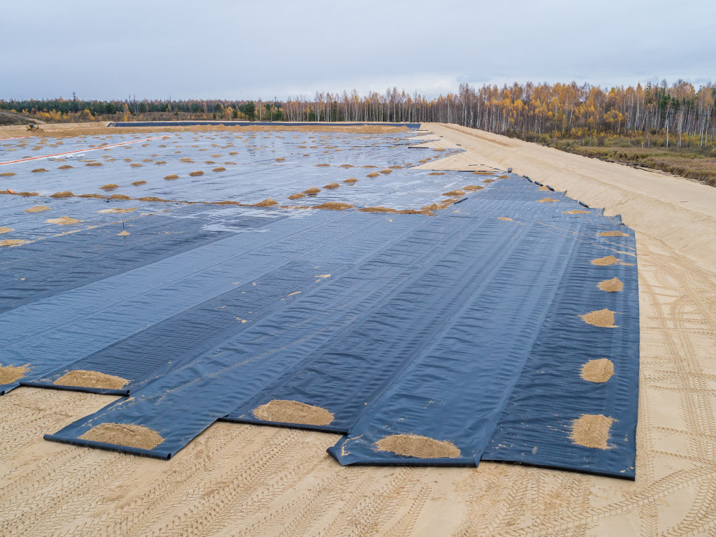 Recytex - Laminat de material impermeabilitzant amb feltre
